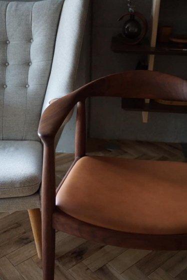 PP mobler hans J Wegner(ハンスJウェグナー) pp503 the chair(ザチェア) Walnut Oil