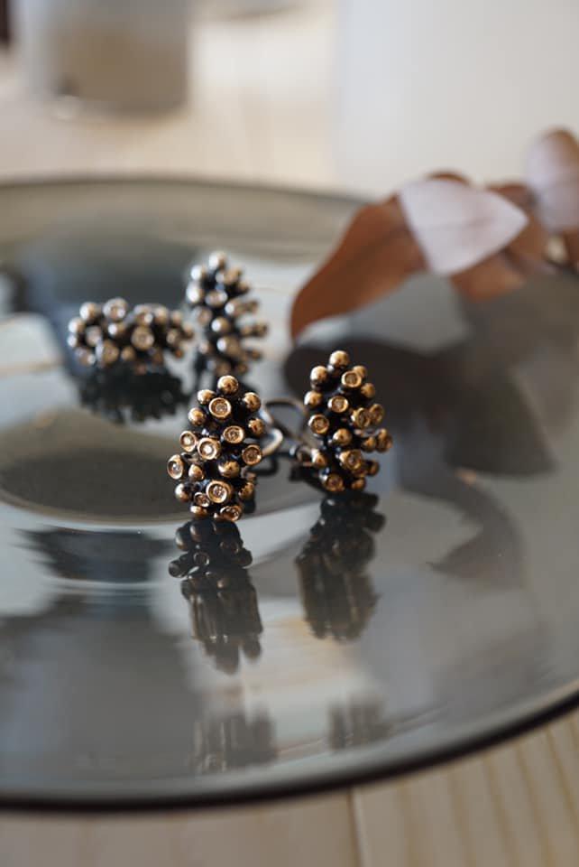 Diamond  Earrings(ダイヤモンドイヤリング)[OR1919 BZBR]