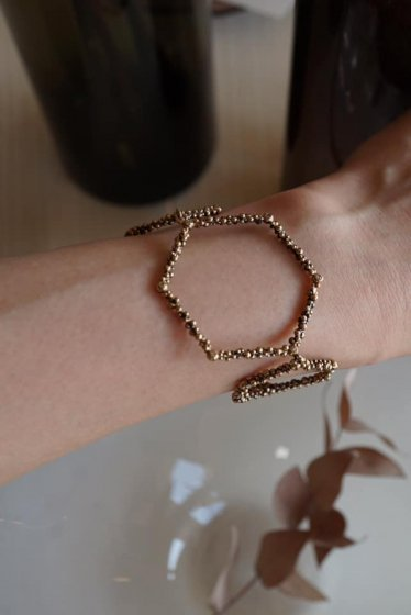 Honey Collection Diamond Bracelet (ブレスレット)BR 3904 BZBR