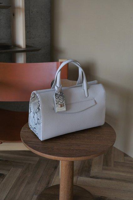 【期間限定販売】JUNYA WARASHINA(ジュンヤ ワラシナ) 2WAY Leather(hand&Shoulder) bag MA mini,CH04 color:SAND