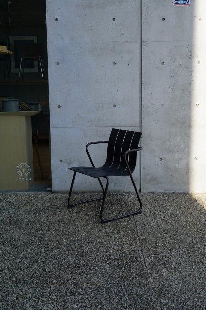 mater Ocean Chair(オーシャンチェア)Black (sustainable)