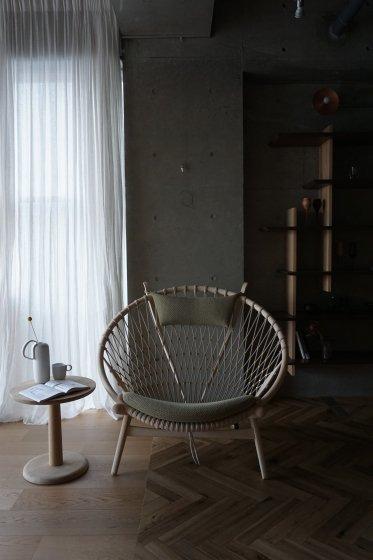 PP mobler Hans J Wegner(ハンスウェグナー) pp130 Circlechair(サークルチェア) Ash / Soap