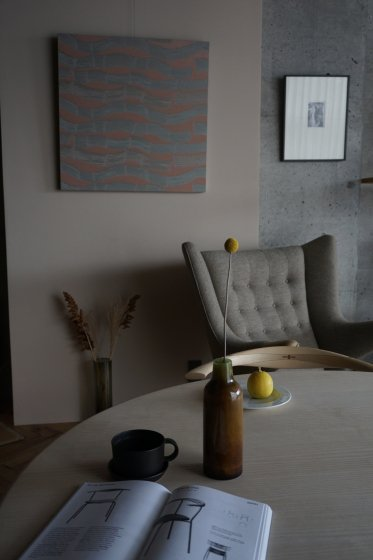 PP mobler Hans J Wegner(ハンスJウェグナー) pp70/126 Table Ash / Soap