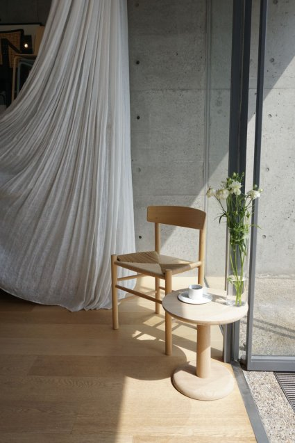 Fredericia Borge Mogensen(ボーエモーエンセン) J39 dining chair(ダイニングチェア) Beech / Soap