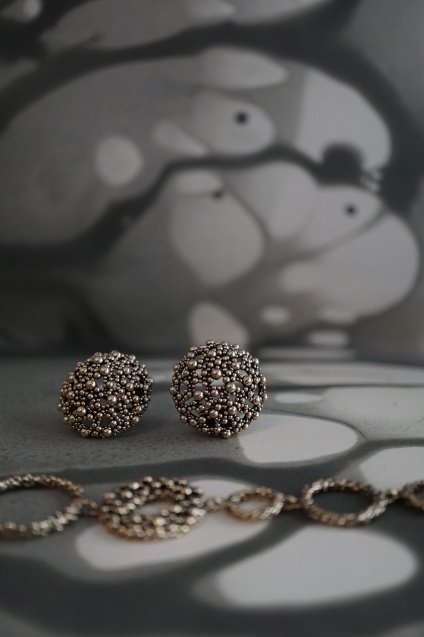 Geos Collection Pieces(ピアス)OR1357 BZBR
