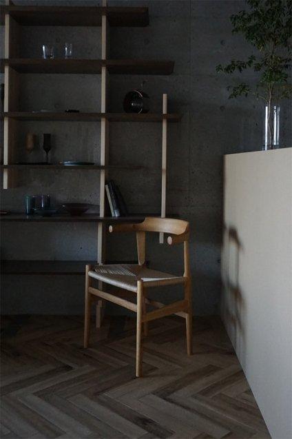 PP mobler Hans J Wegner(ハンスJウェグナー) pp68 the last dining chair(ダイニングチェア) Oak / Oil
