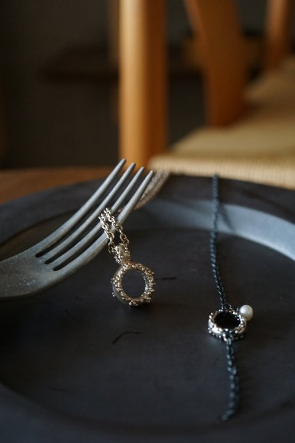 Necklace(ネックレス)CL5602 ACH(WhiteSilver)
