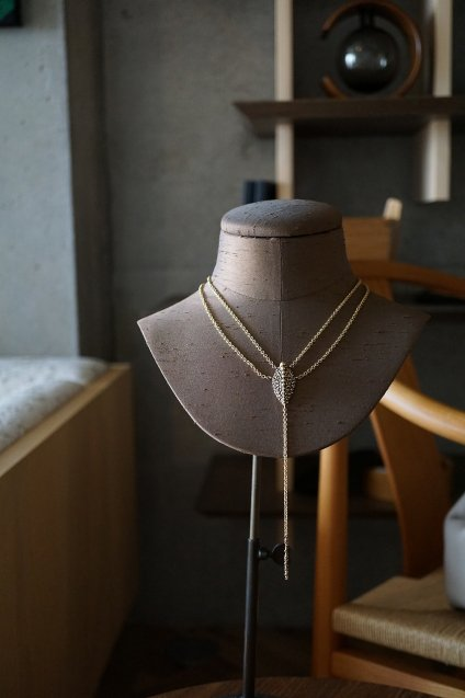 Skin Collection Necklace(ネックレス)[CL5598 OTBR]