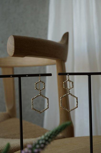 Honey Collection Pieces(ピアス)OR1337 OTAG