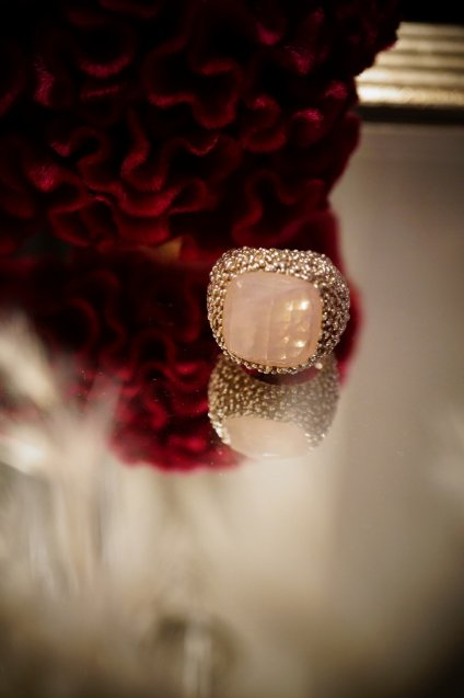 Segreti Ring(リング) AN144 ACH(SilverWhite) Rosa.Q Freesize