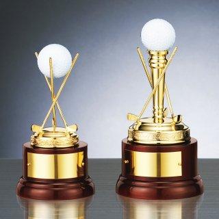 ゴルフオーナメント(ホールインワン記念用)JP-NW.2700(左)、JP-NW.2701(右)