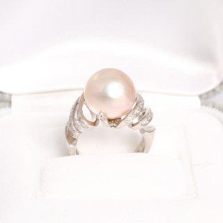 指輪 パール DO22 12.4 PT900