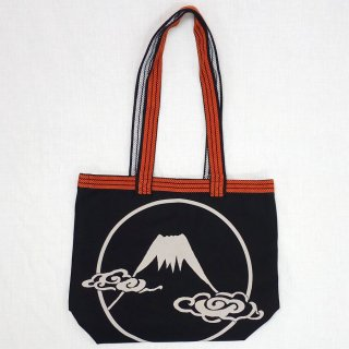 AKINDO トートバッグ 富士山