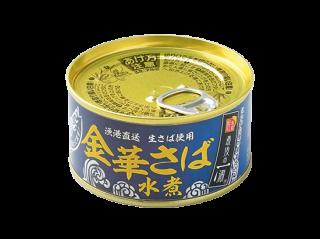 金華さば味噌煮缶詰