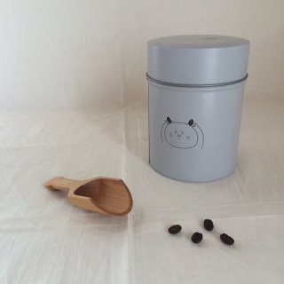 Coffee Canister Cat 和田淳