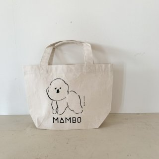 CLASKA MAMBO トートバッグ S