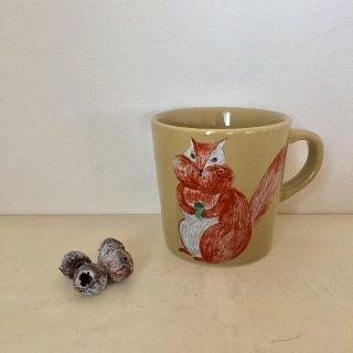 松尾ミユキ Mug Squirrel