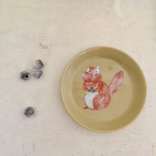 松尾ミユキ Plate S Squirrel