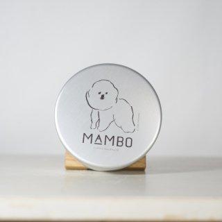 CLASKA MAMBO アルミ弁当箱  丸型