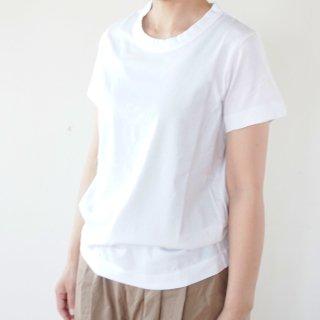 LAITERIE Tシャツ ホワイト