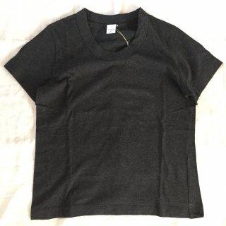 LAITERIE Tシャツ チャコールグレイ