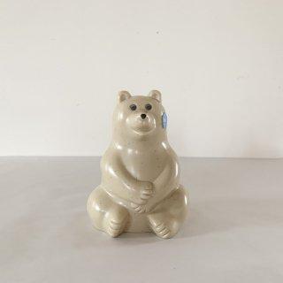 白クマ貯金箱 / Polar Bear Money Box