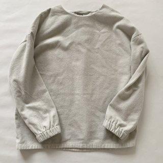 evam eva flannel cotton pullover