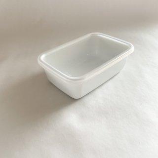 野田琺瑯 white sereise レクタングル深型 M