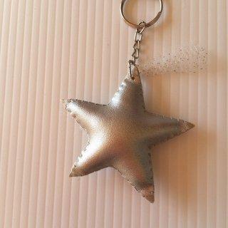 numero74 Iridescent Star Key Chain