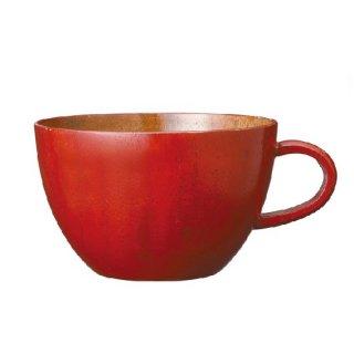 スープカップ ちひろ(赤)