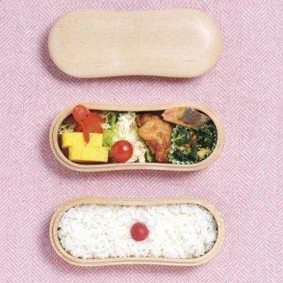 弁当箱2段(カバ)