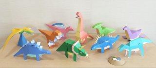 カミノサウルス全10個セット