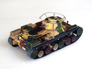 日本陸軍97式中戦車チハ