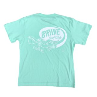 BRINE x HOLIDAY PAINT Tee/Melon<img class='new_mark_img2' src='https://img.shop-pro.jp/img/new/icons7.gif' style='border:none;display:inline;margin:0px;padding:0px;width:auto;' />