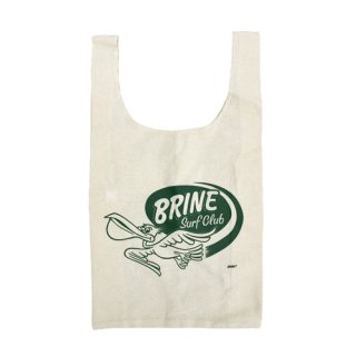 BRINE x HOLIDAY PAINT Eco Bag<img class='new_mark_img2' src='https://img.shop-pro.jp/img/new/icons7.gif' style='border:none;display:inline;margin:0px;padding:0px;width:auto;' />