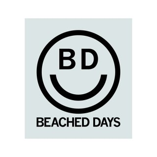 [BEACHED DAYS]BD Smile Sticker<img class='new_mark_img2' src='https://img.shop-pro.jp/img/new/icons7.gif' style='border:none;display:inline;margin:0px;padding:0px;width:auto;' />
