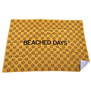 [BEACHED DAYS] Microfiber Towel<img class='new_mark_img2' src='https://img.shop-pro.jp/img/new/icons7.gif' style='border:none;display:inline;margin:0px;padding:0px;width:auto;' />