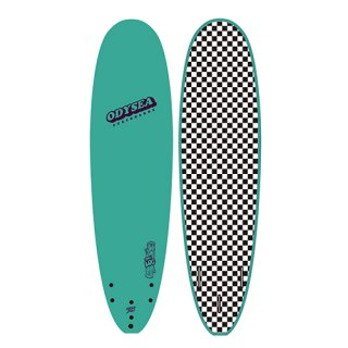 "[CATCH SURF]Odysea Log 7'0"" Japan Limited Turquoise/ Black Checker<img class='new_mark_img2' src='https://img.shop-pro.jp/img/new/icons7.gif' style='border:none;display:inline;margin:0px;padding:0px;width:auto;' />"