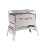 Mr.B-6 All Titanium Grill plate set�