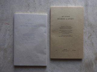 物語が生まれるノート(THE NOTEBOOK BEARING A STORY) 在庫3冊のみ / 高山活版室