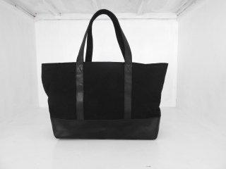 トートL(#0001)black 受注制 / fábrica.