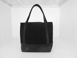 トートM(#0002)black / fábrica.