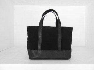 トートS(#0005)black 受注制 / fábrica.