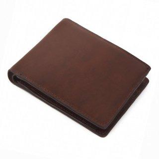 Raffaello 一流の革職人が作る 古代の王侯貴族が愛した希少な革素材を使用したメンズ二つ折り財布