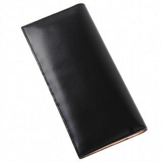 Raffaello 一流の革職人が作る 皮革の王様コードバンを彷彿とさせるロイヤルオイルドレザーで使用したメンズ二つ折り長財布