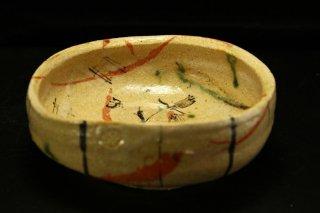 澤克典 弥七田織部鉢(組) [Yashichida-Oribe Hachi(6piece set) by katsunori SAWA]