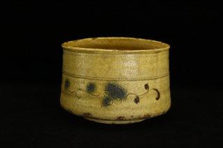 西岡悠 黄瀬戸茶碗 [Kiseto Chawan by yu NISHIOKA]