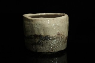 柳下季器 白茶碗 [ Shiro  Chawan by Hideki Yanashita ]