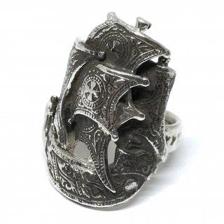 SILVERELLA シルバーエラ リング《送料無料》Spanish Galleon Ring スパニッシュガレオンリング