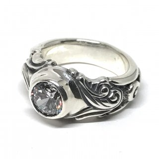 BillWallLeather  BWL  ビルウォールレザー  リング 《送料無料》 Special Edition 8mm Stone Ring
